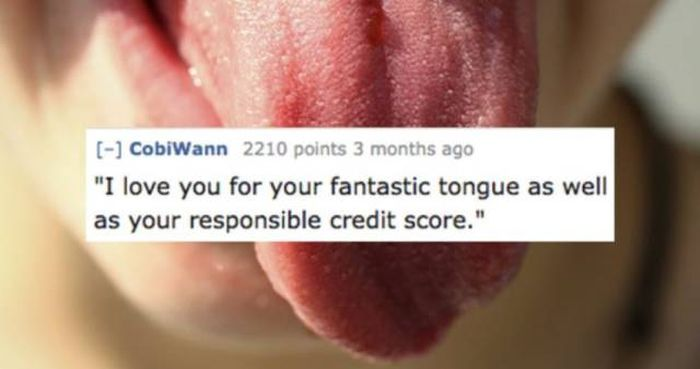 Some NSFW Compliments You Never Know How To Respond To (15 pics)