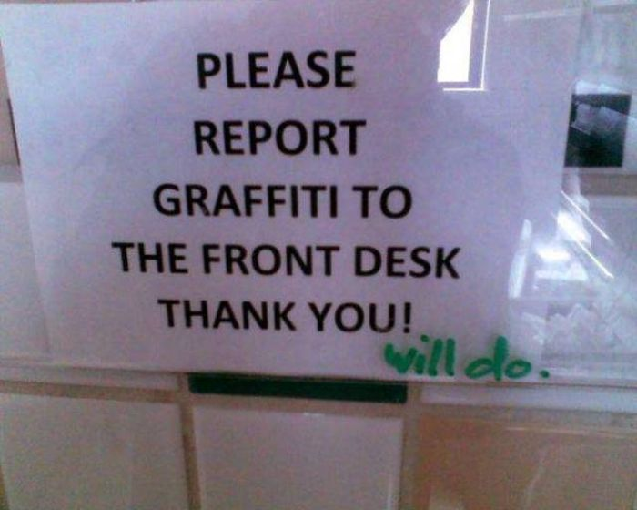 How Dare They Break The Rules?! (39 pics)
