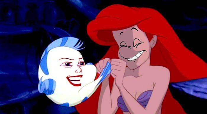 Disney Face Swaps (21 pics)