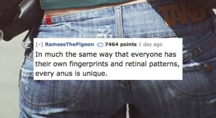 Not Safe For Work Facts (15 pics)