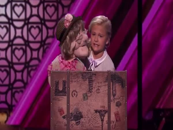 Amazing 12 Year Old Ventriloquist - Darci Lynn