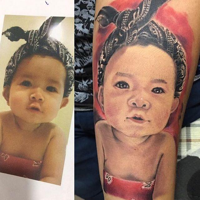 Baby Tattoos (12 pics)