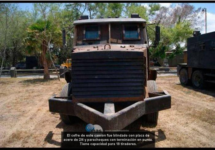 Drug Cartel Vehicles (30 pics)