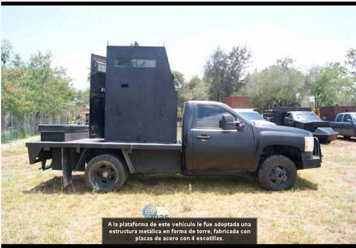 Drug Cartel Vehicles (30 pics)