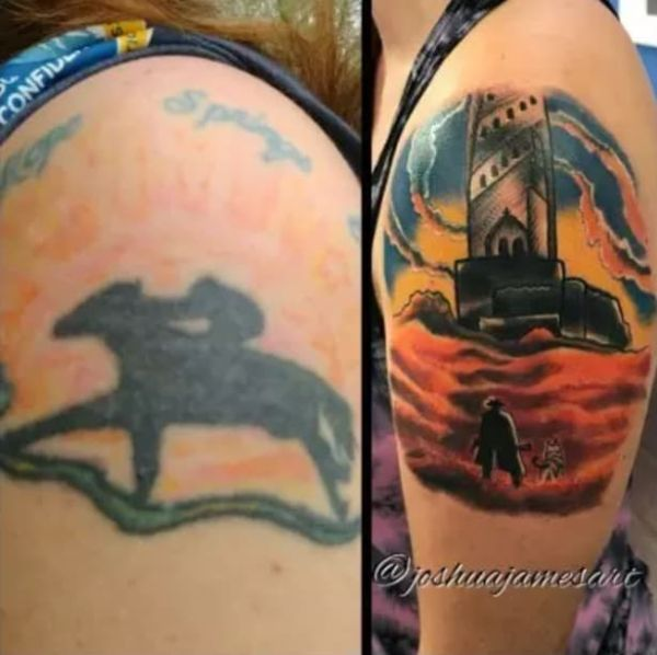 Very Cool Tattoo Cover-Ups (16 pics)