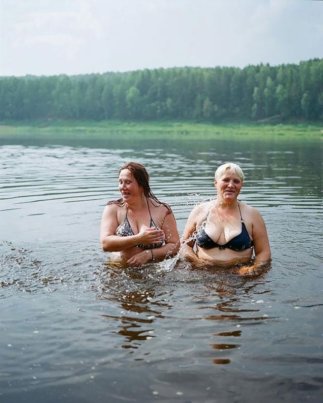 Life in the Russian Village (40 pics)