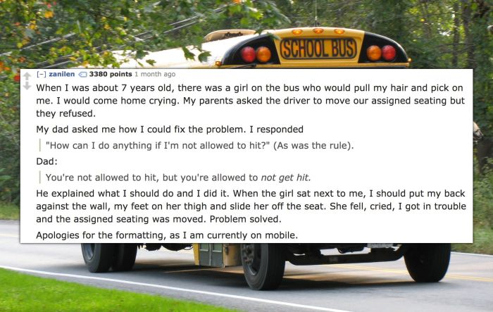 Heroes Who Got The Ultimate Revenge On Their Bullies (13 pics)