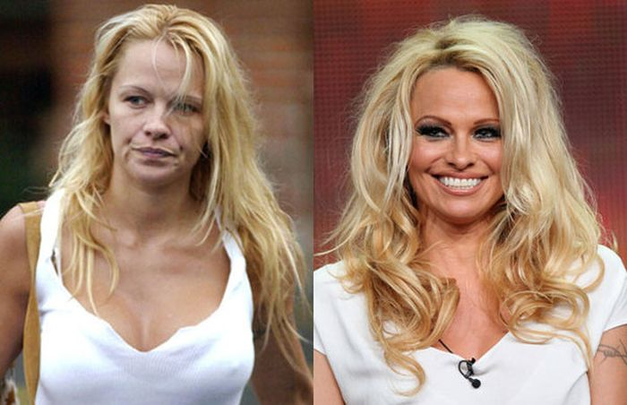 Celebrities Without Makeup (40 pics)