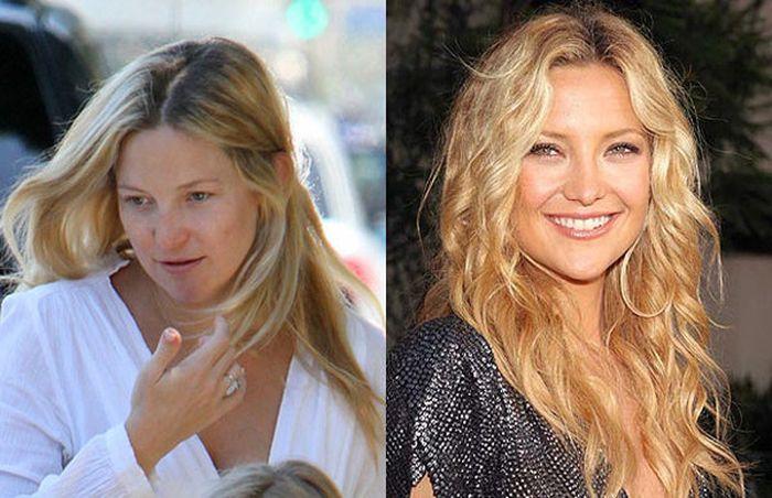 Celebrities Without Makeup (40 pics)