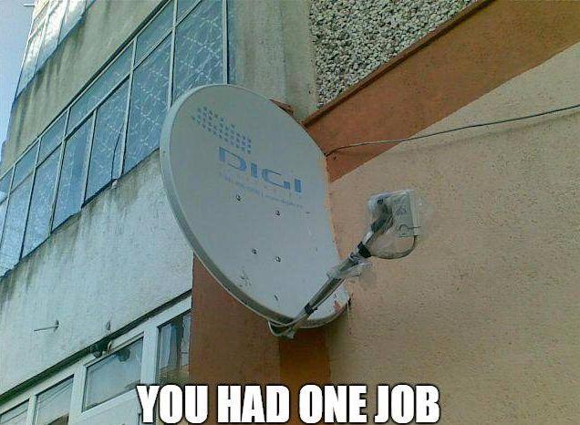 You Had One Job But Failed Miserably (30 pics)