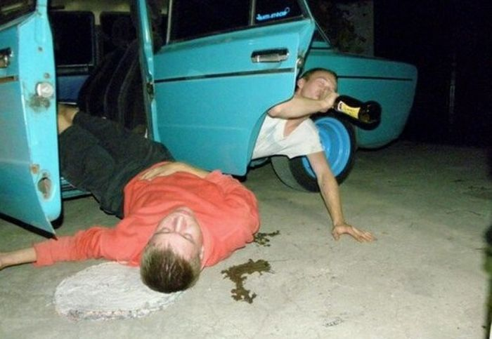 Crazy Russian Parties (22 pics)