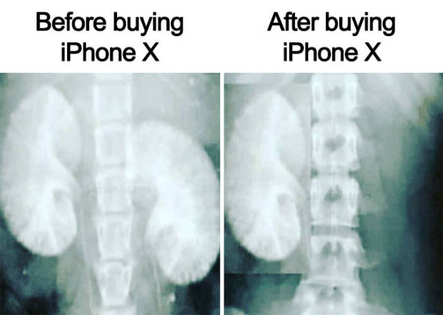 iPhone X Memes (41 pics)