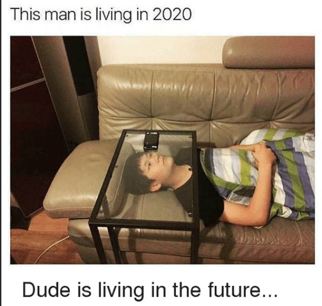These People Are In The Future (33 pics)