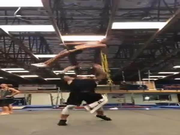 Amazing Partner Acrobatics Skills