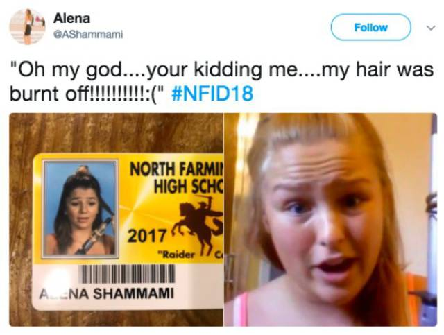 Dressing Up For High School IDs Should Become A Tradition (35 pics)