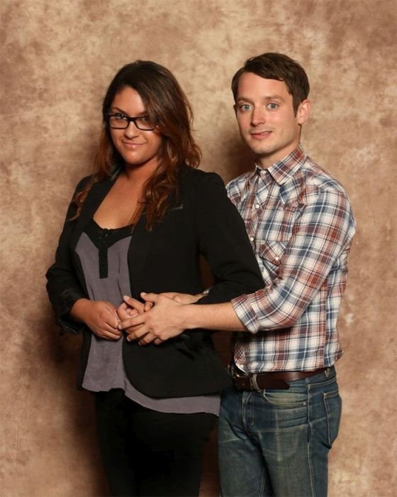 Funny Photos Of Elijah Wood (18 pics)