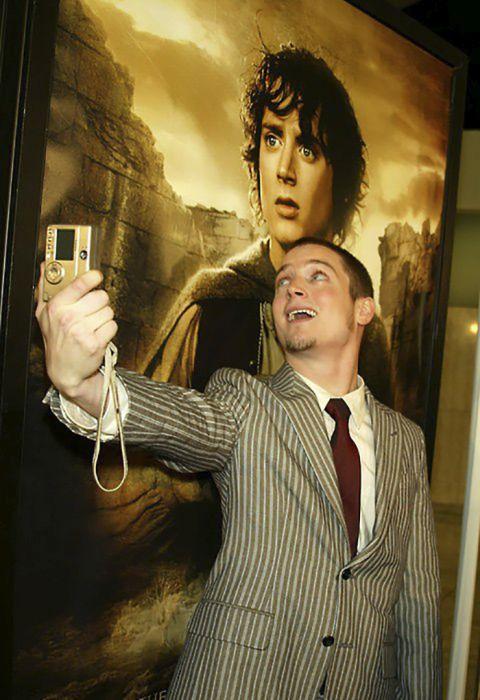 Funny Photos Of Elijah Wood (18 pics)