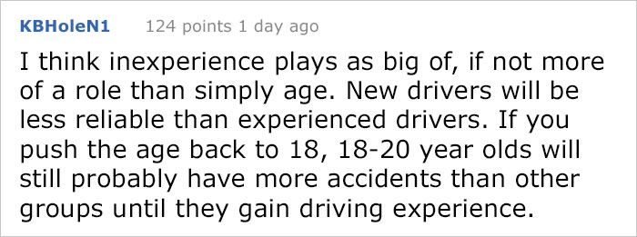 Someone Asked The Internet If Drivers Over 70 Should Require Special Testing, And Here's How They Responded (21 pics)