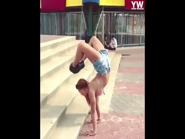 Jessica Bogdanov Is a Fitness Goddess
