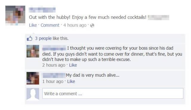 People On Facebook Always Deserve Their Revenge (33 pics)