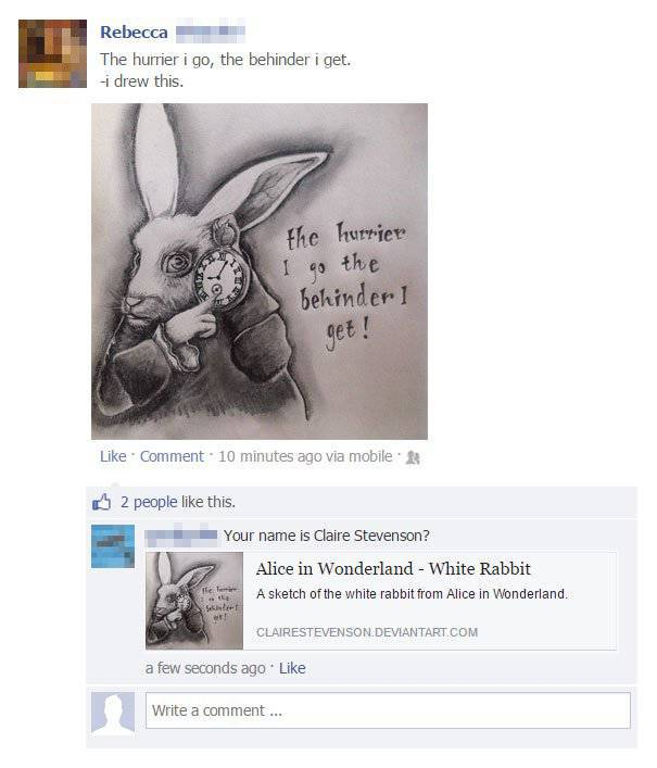People On Facebook Always Deserve Their Revenge (33 pics)