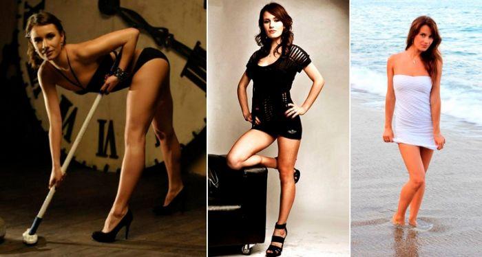 Very Hot Female Atheletes (26 pics)