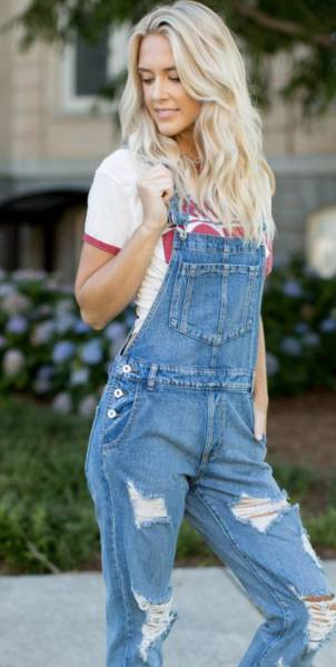 Very Hot Photos Of Girls In Overalls 39 Pics-7808
