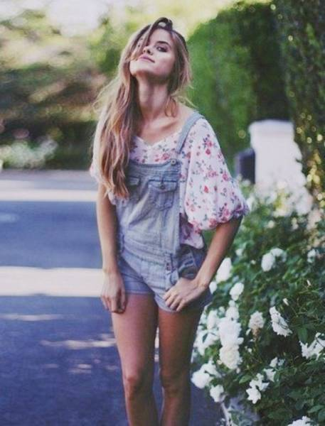 Very Hot Photos Of Girls In Overalls (39 pics)