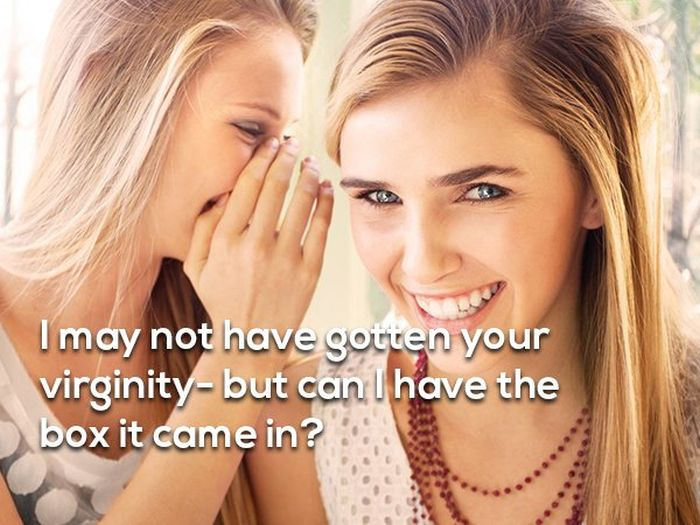Dirty Pick Up Lines (14 pics)