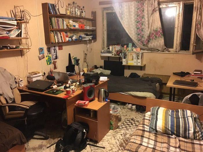 Russian Students Campus Flats (45 pics)