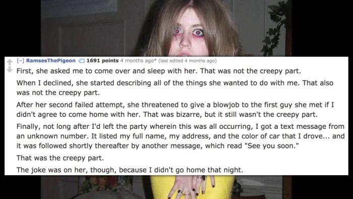 The Strangest Ways Women Have Hit On Men (14 pics)