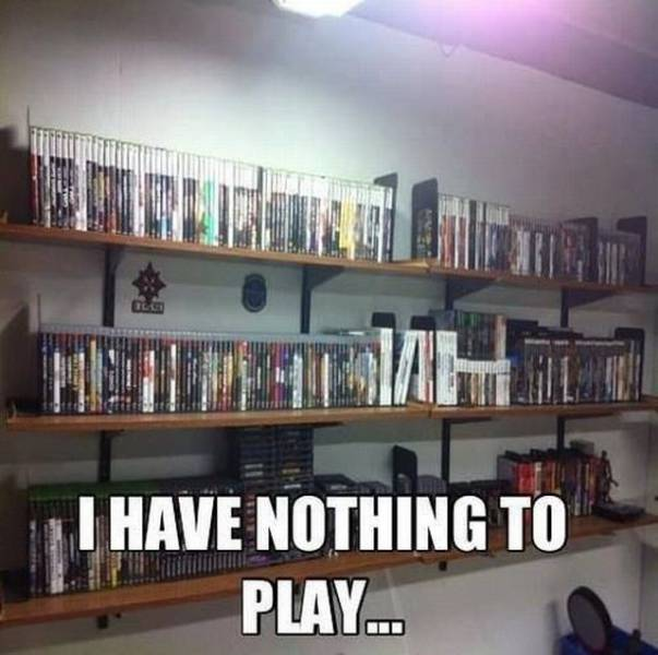 Funny Pictures For Gamers (35 pics)