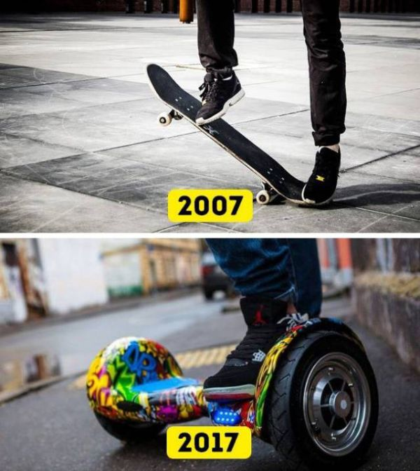 2007 Was Just 10 Years Ago But Everything Was So Different Back Then (10 pics)