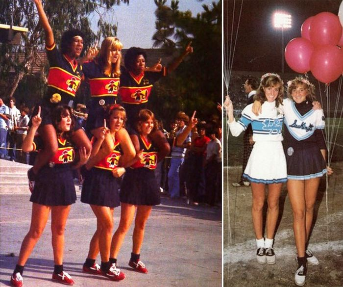 Cheerleaders Of The 70S And 80S 32 Pics-6872