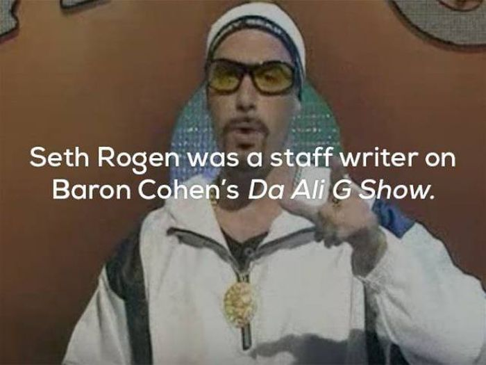 Facts About Sacha Baron Cohen (20 pics)