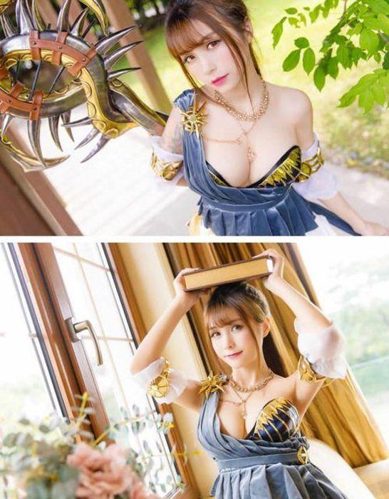 Very Sexy Cosplay (12 pics)