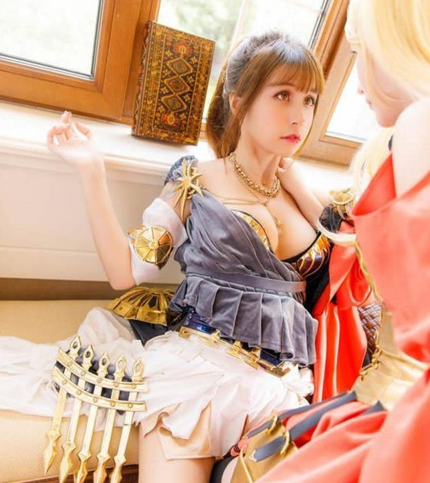 Very Sexy Cosplay (12 pics)