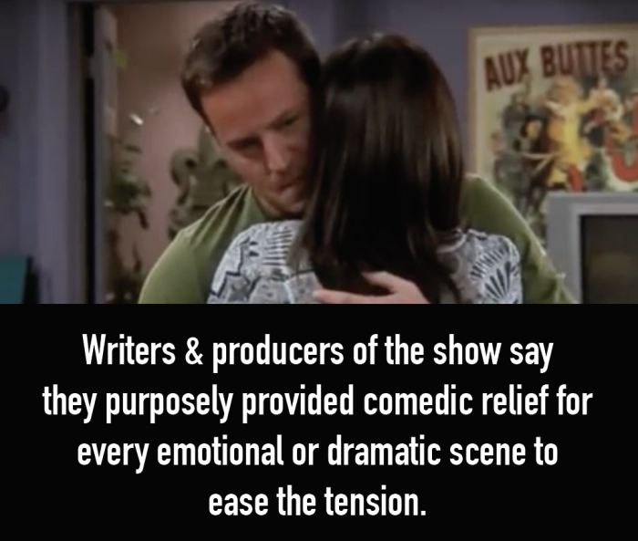 Interesting Facts About Friends (22 pics)