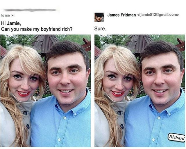 This Is Why You Should Never Ask The Internet To Edit Your Photos