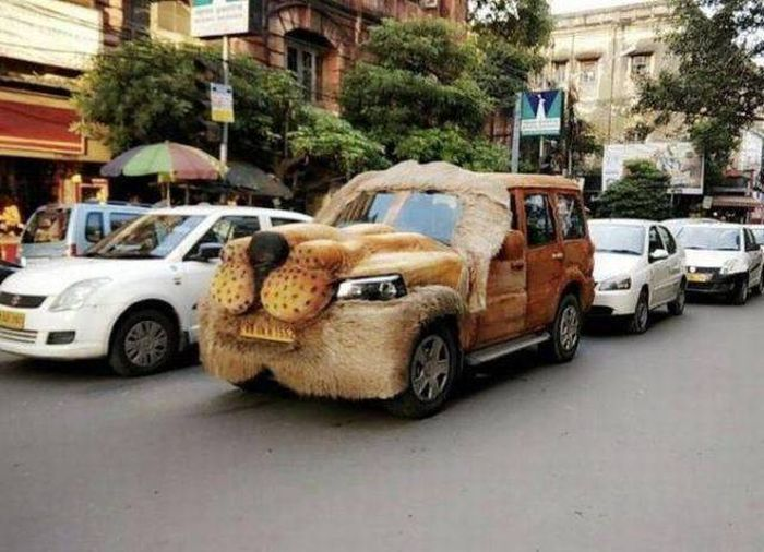 Cool And Unusual Cars (32 pics)
