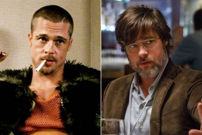 Celebrities Then And Now (45 pics)