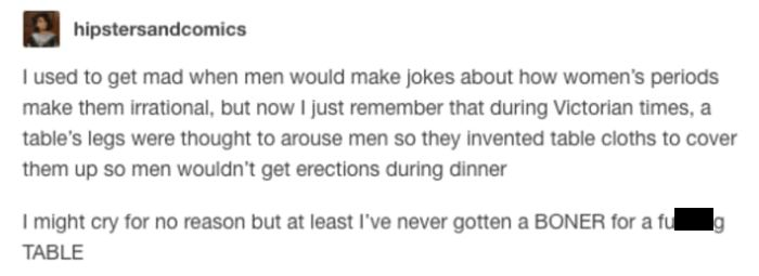 Times The Internet Roasted The Sh*t Out Of Dudes Who Didn't Understand Periods (17 pics)