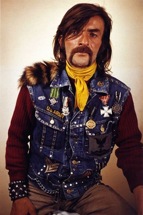 Swiss Rock n 'Roll Rebels Of The Middle Of The Last Century (24 pics)