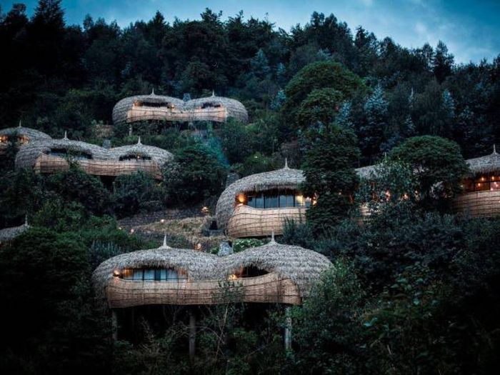 Awesome Treehouses (35 pics)