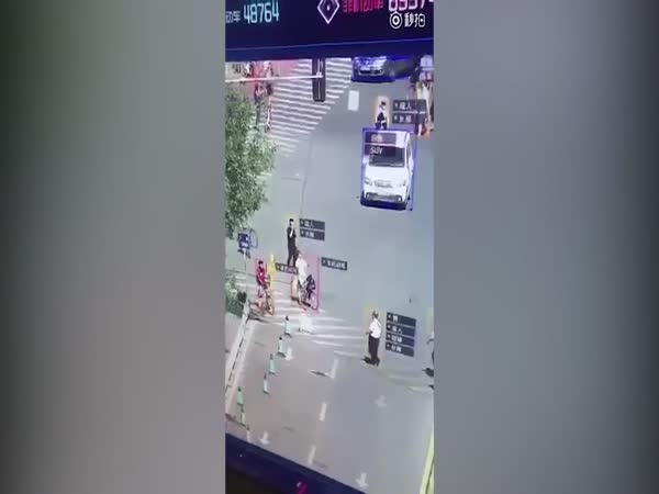 China Installs Video Surveillance System With Over 20 Million AI-Equipped Street Cameras