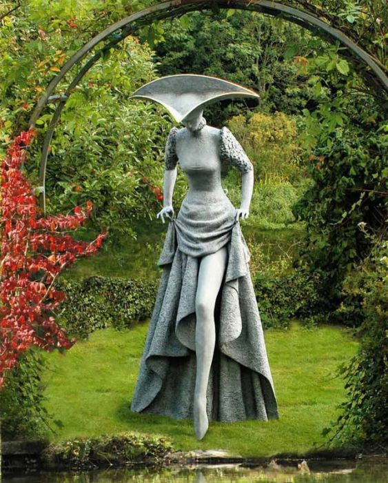 Beautiful sculptures (26 pics)