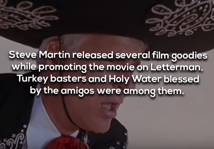 Infamous Facts About The Classic ¡Three Amigos! (18 pics)