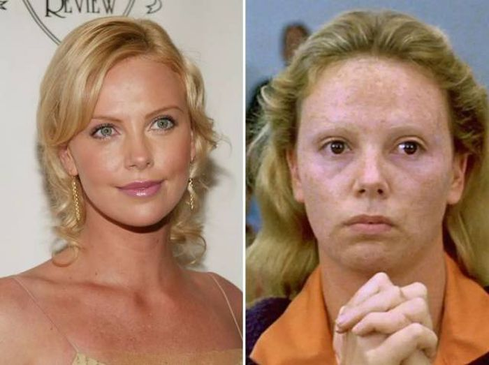 Actors Who Looked Unrecognisable In Their Movies (19 pics)