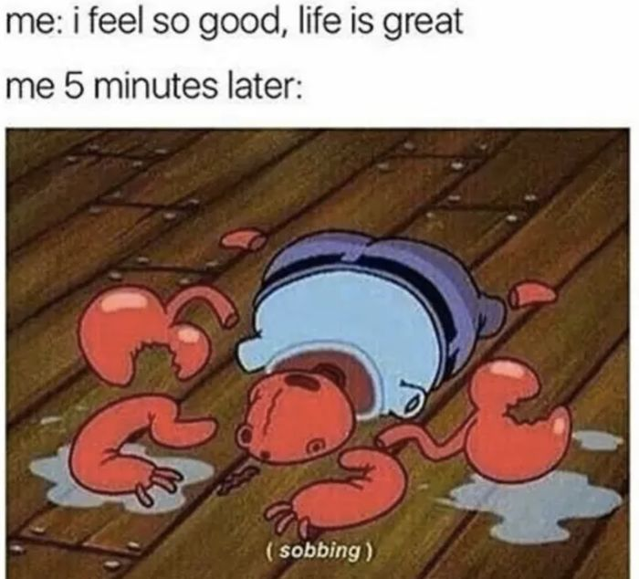 Real Life Situations Reflected Through The Lens Of SpongeBob Memes (21 pics)