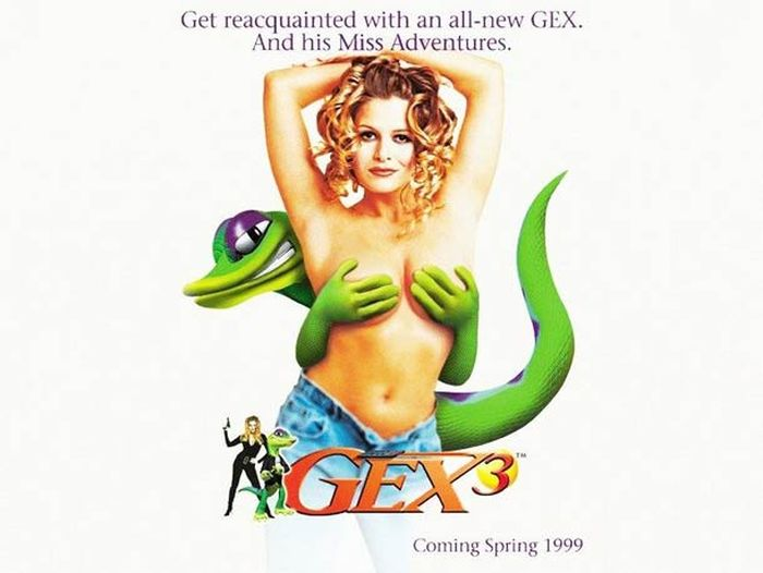 Video Game Ads From The 90's (20 pics)